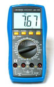 АМ-1083 АКТАКОМ Мультиметр цифровой