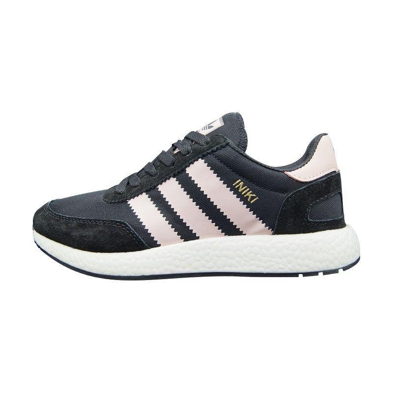 Кроссовки Adidas Iniki черные
