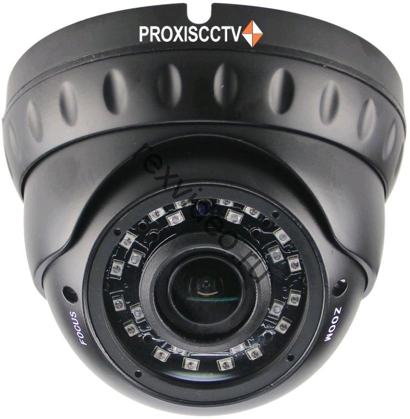 Антивандальная (2,8мм-12мм Full HD-1080p Sony IMX323 )  PX-AHD-DNT-H20FS (b)