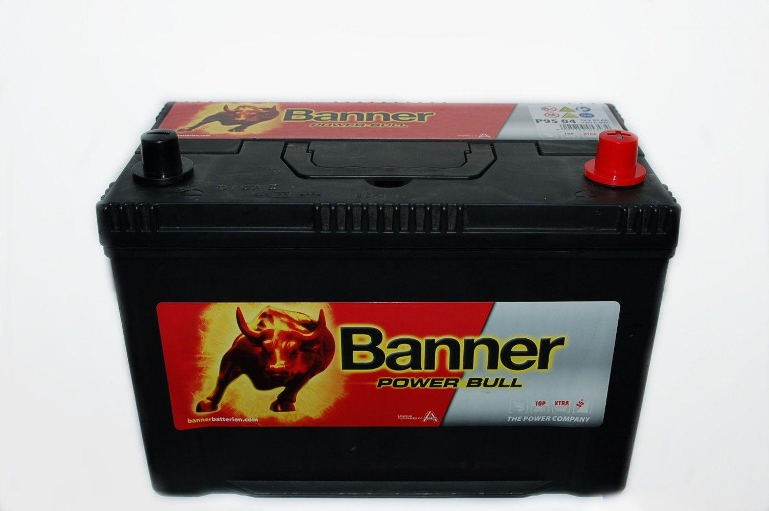 Banner P95 04