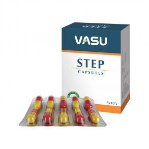 Степ Васу Step VASU 30 кап. - лечит распираторные заболевания