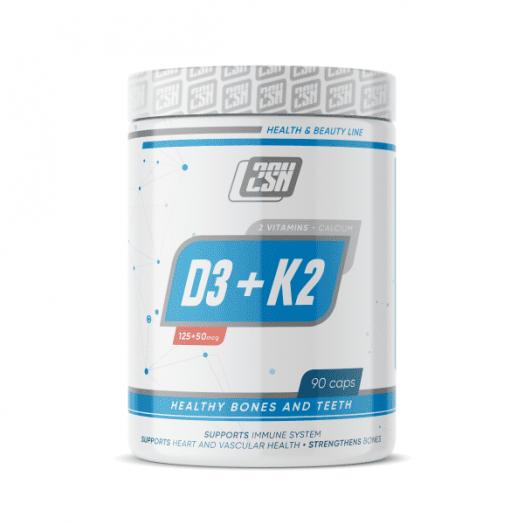 2SN - Vitamin D3+Calcium+K2