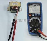АММ-1032 Мультиметр цифровой - Измерение коэффициента заполнения фото