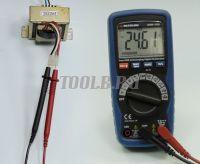 АММ-1032 Мультиметр цифровой - Измерение напряжения переменного тока фото