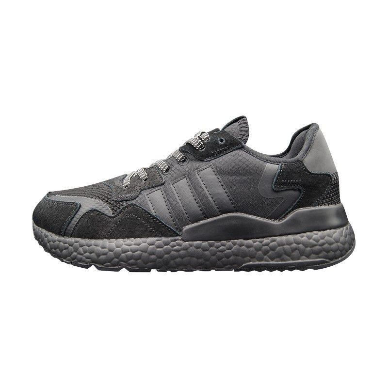 Кроссовки Adidas Nite Jogger черные
