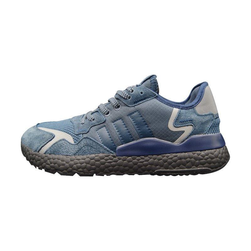 Кроссовки Adidas Nite Jogger синие