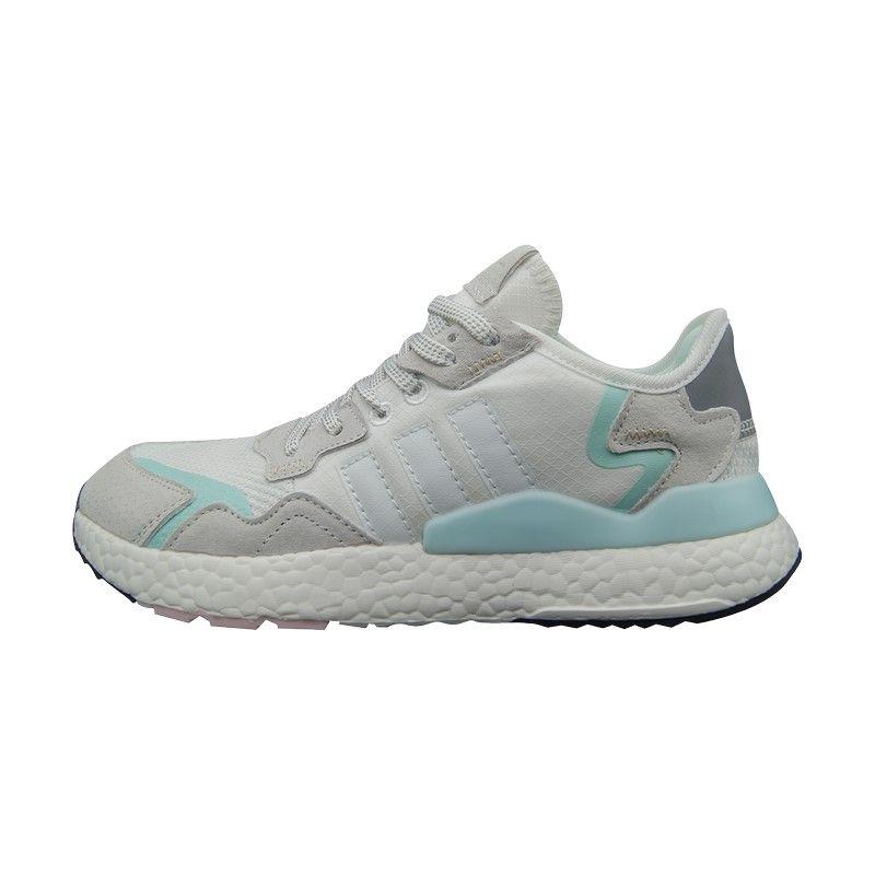 Кроссовки Adidas Nite Jogger серые