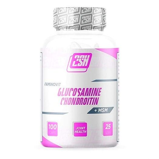 2SN Glucosamine + Chondroitin + MSM