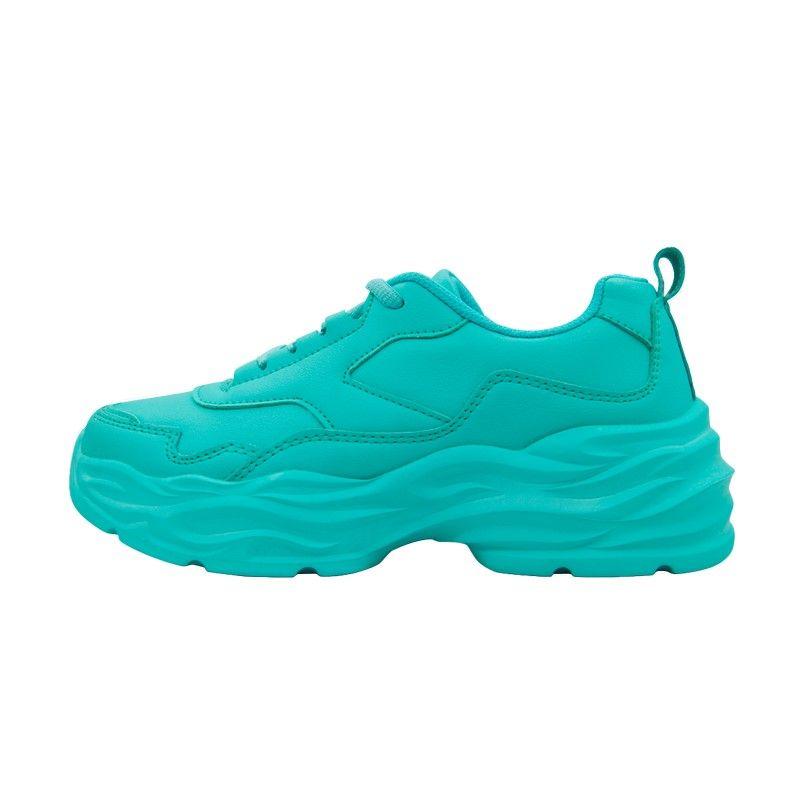 Кроссовки Zheng Factory OCDA голубые