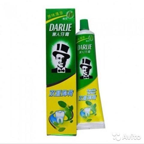Тайская зубная паста Дарли 170 гр
