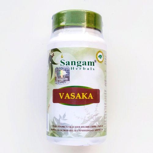 Васака | Vasaka | 60 таб. | Sangam Herbals