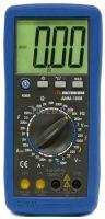 АММ-1008 Мультиметр цифровой - вид спереди фото