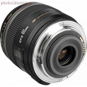 Объектив Canon EF-S 60mm f2.8 Macro USM
