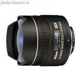 Объектив Nikon 10.5mm f/2.8G ED AF DX Fisheye Nikkor