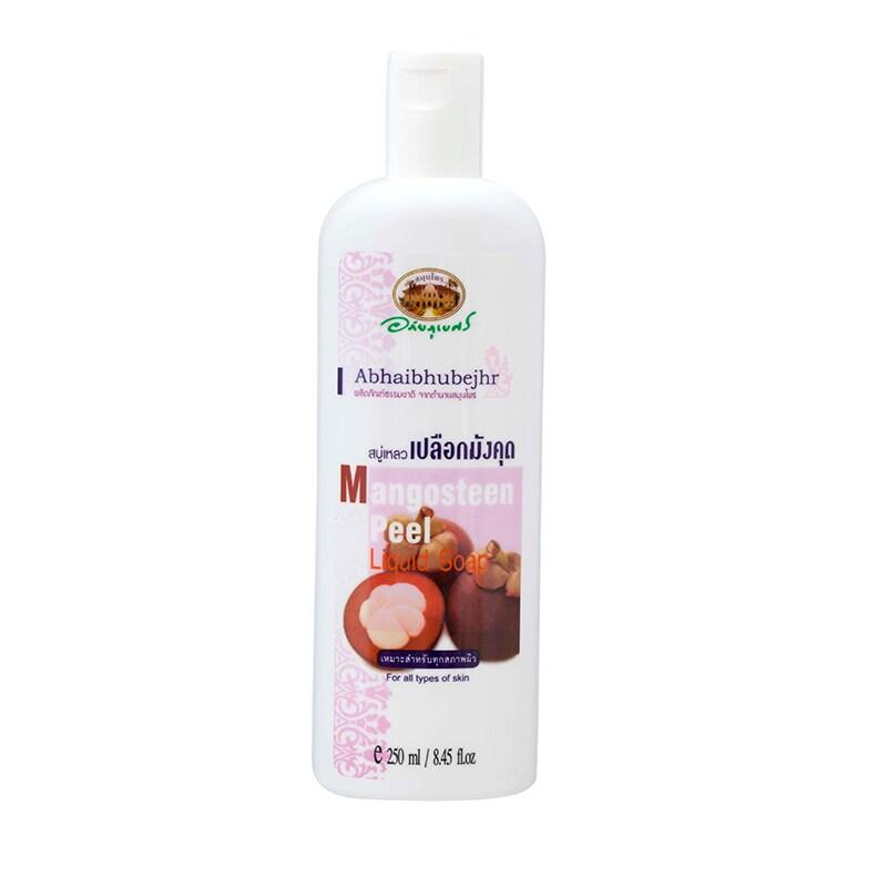 Жидкое мыло с экстрактом мангостина Abhaibhubejhr 250 мл