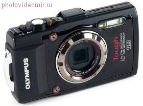 Компактная камера Olympus Tough TG-3
