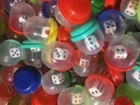 Игрушка в капсуле 28мм «Кубик» 2,85₽/ед
