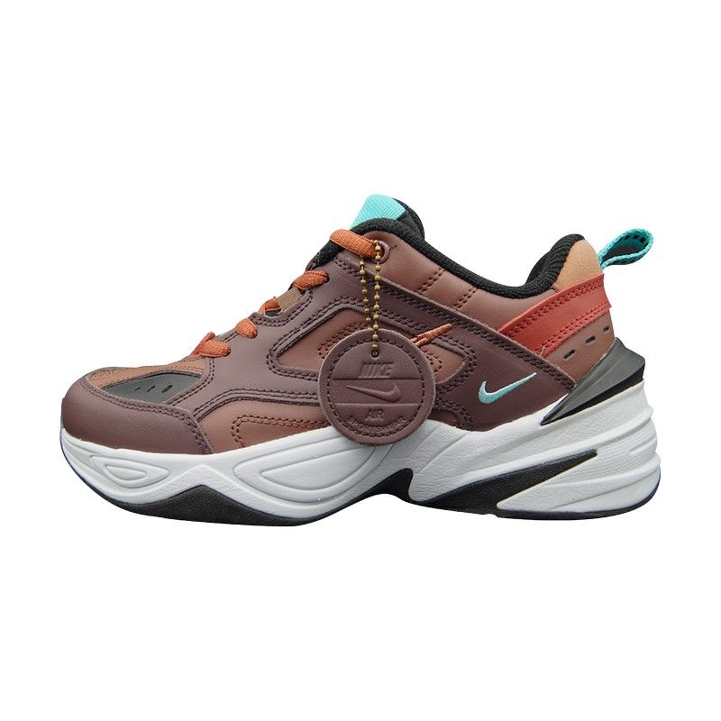 Кроссовки Nike M2K Tekno коричневые