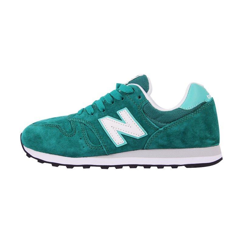 Кроссовки New Balance 373 зеленые