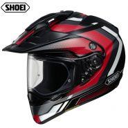 Шлем Shoei Hornet ADV Sovereign, Красный