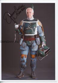 Автограф: Джереми Буллок. Звёздные войны. Редкость