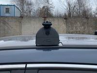 Багажник на крышу Honda CRV 2007-2011, Lux, аэродинамические дуги (53 мм)
