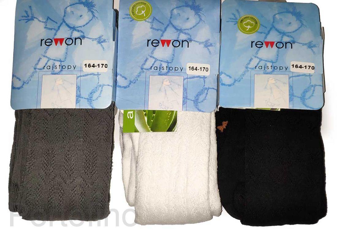 aloe vera (Рост 164/170) Колготки для девочек. 540-004G. Rewon