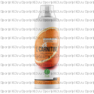 Nature Foods L-carnitine concentrate 500ml (Апельсин)