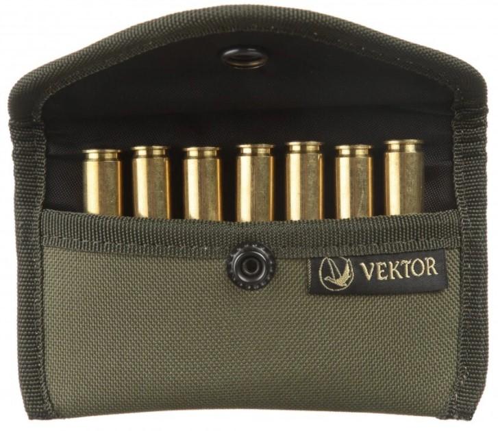 Подсумок Vektor из ткани кордура на 7 нарезных патронов, малый