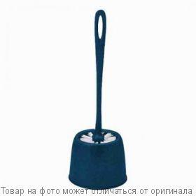 "ХОЗЯЮШКА Мила.Комплект Ерш туалетный Classic ""Синий металлик"" , шт"