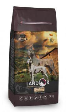 Ландор для взрослых собак крупных пород с мясом ягненока (LANDOR ADULT LARGE BREED)