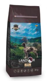 Ландор для взрослых собак всех пород ягненок с рисом (LANDOR ADULT DOG)