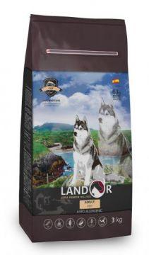 Ландор для взрослых собак всех пород рыба с рисом (LANDOR ADULT DOG FISH)
