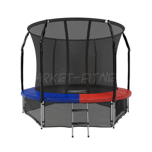 Батут Eclipse Space Twin Blue/Red 14FT (4.27 м)