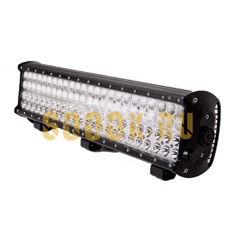 Четырехрядная светодиодная балка 288W CREE COMBO