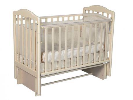 Детская кровать Кедр Helen 2 с универсальным маятником