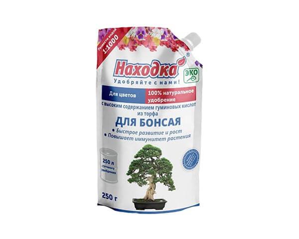 Удобрение для бонсая. Концентрат на 250 литров