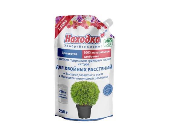 Удобрение для хвойных растений. Концентрат на 250 литров