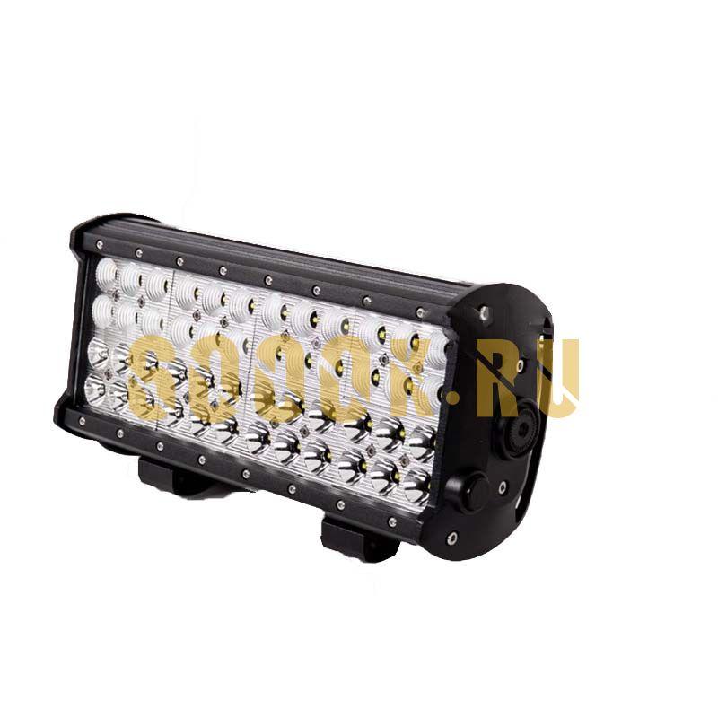 Четырехрядная светодиодная балка 144W CREE COMBO