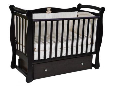 Детская кровать Кедр Viola 1 с универсальным маятником
