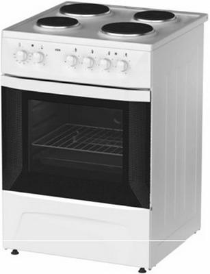 Электрическая плита ЗВИ 1417 белая
