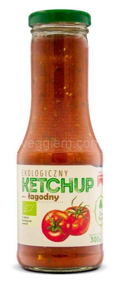 Кетчуп нежный Dary Natury,300 грамм