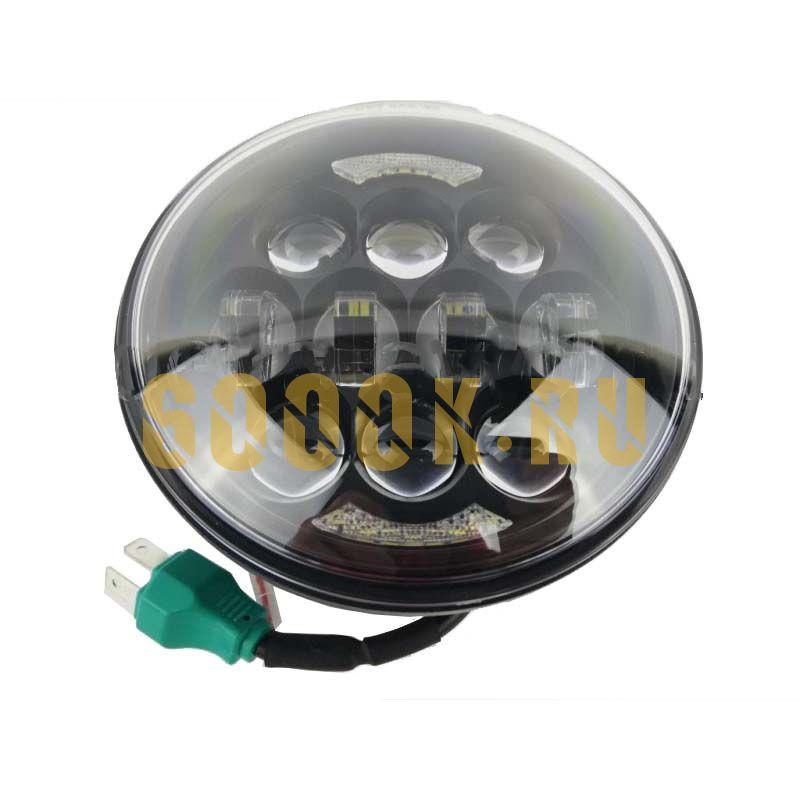 Светодиодные фары головного света 5,75 дюймов 6K-HH005В