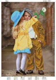 ЮМА ЮМА-3362 Мой схема для вышивки бисером купить оптом в магазине Золотая Игла - вышивка бисером