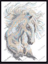 ЮМА-3349. Лошадь. День. А3
