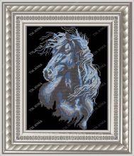ЮМА-3348а. Лошадь. Ночь. А3