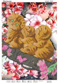 ЮМА ЮМА-3343 Милашки схема для вышивки бисером купить оптом в магазине Золотая Игла - вышивка бисером
