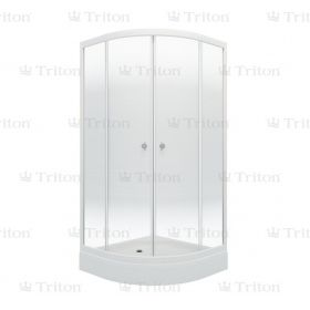 Душевой уголок Triton ЛАЙТ А1 90x90
