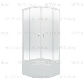 Душевой уголок Triton ЛАЙТ Б1 90x90
