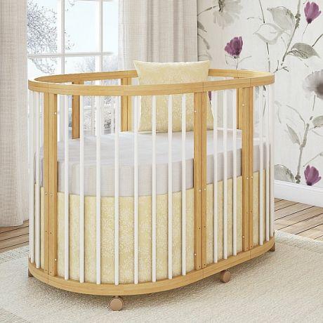 Овальные кроватки TreeO